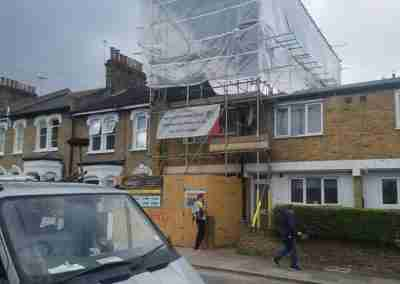 scaffold towers London & Essex