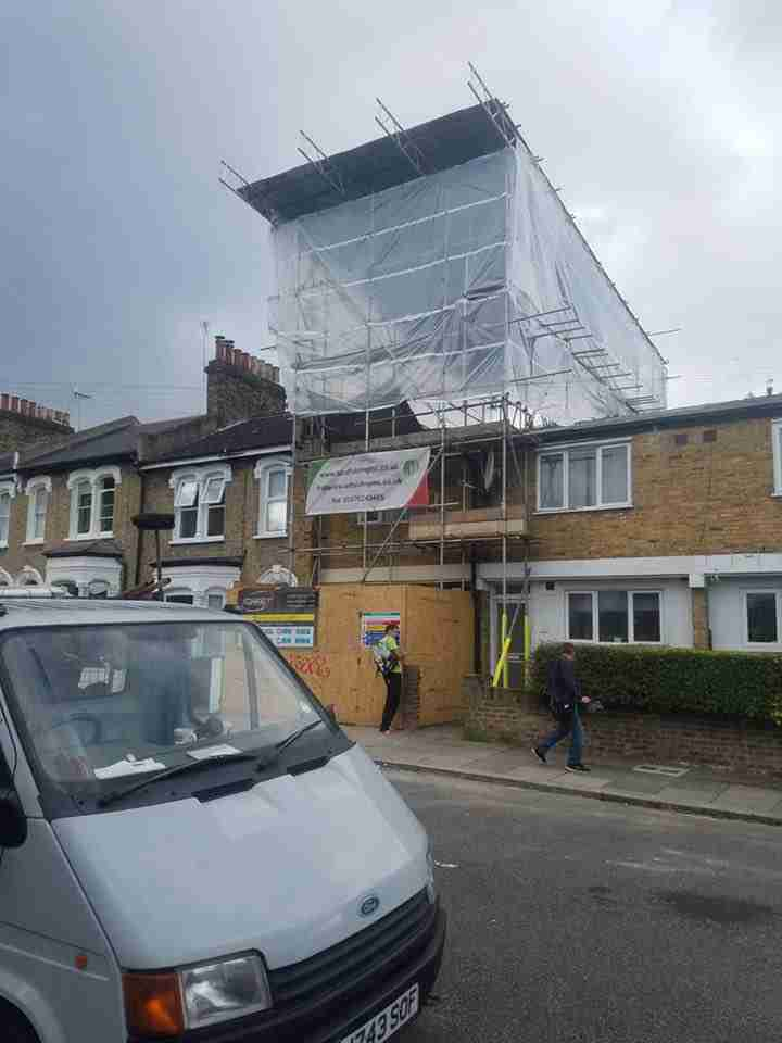 scaffold towers London & Essex