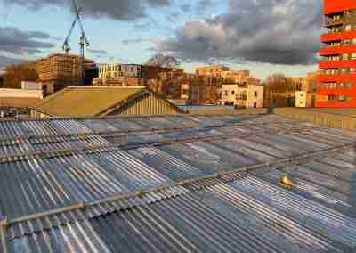 temporary roofs london and essex