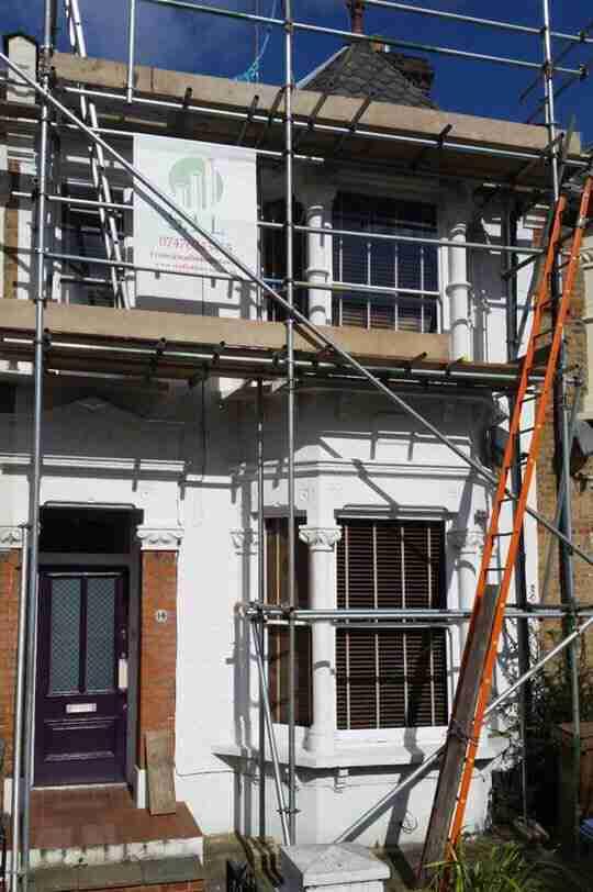 scaffolding services Essex & London