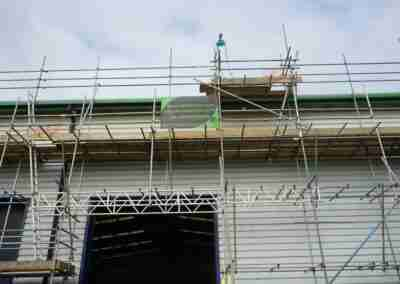 scaffold hire commercial London